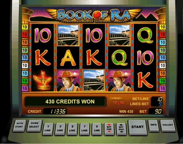 Качественные и проверенные игровые автоматы в казино Фараон и его зеркало
