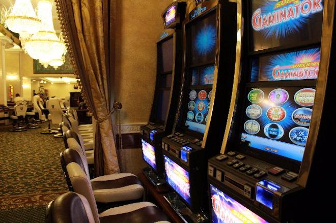 Игровые автоматы от казино Вулкан 24